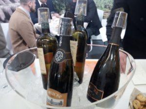 I vini della cantina I Borboni di Lusciano